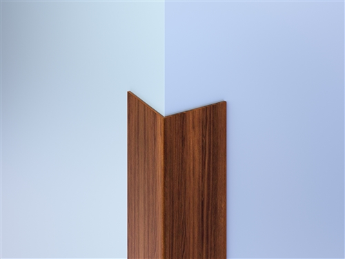 Wood Grain Corner Guards By Protek Systems Inc